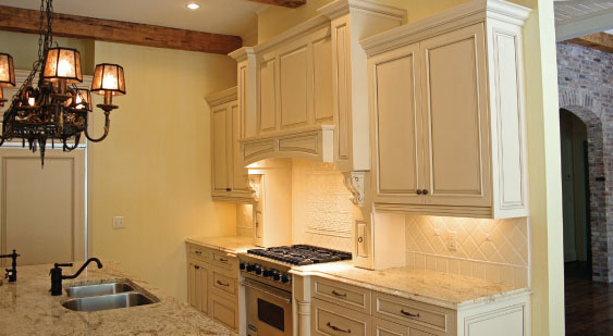 Frameless Cabinetry Can Be Made To Look Traditional, As Shown Here, Or They  Can Have A Very Streamlined European Design Look.